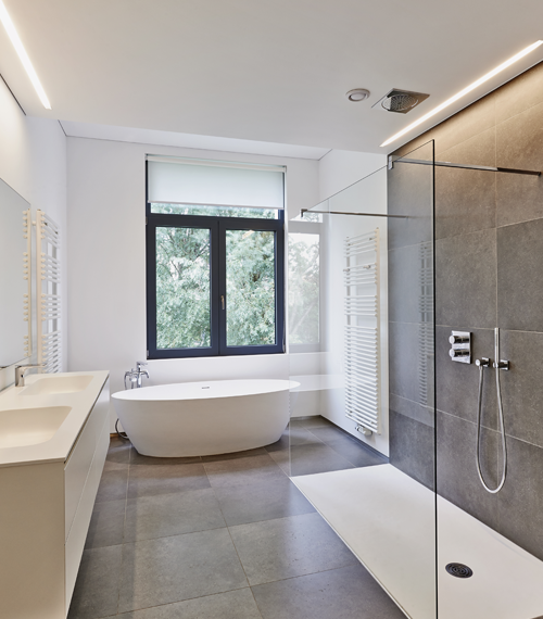 St Kilda bathroom renovation