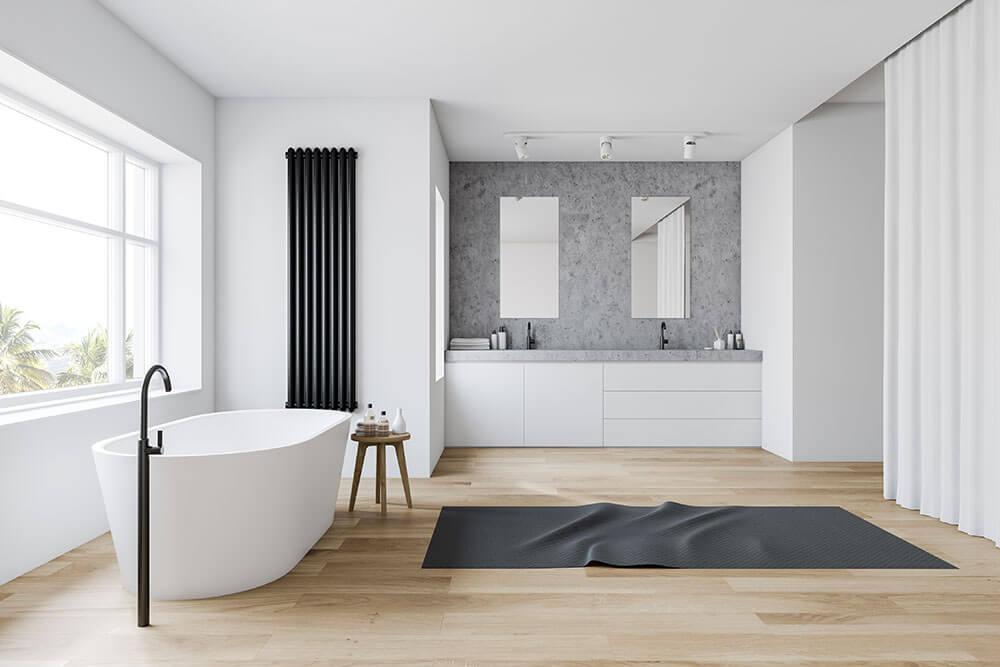 St Kilda bespoke bathroom design