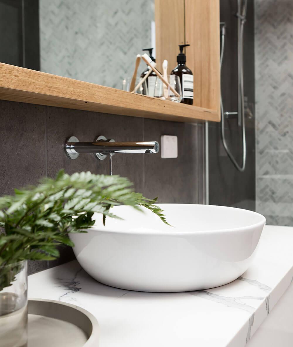 St Kilda ensuite bathroom renovation